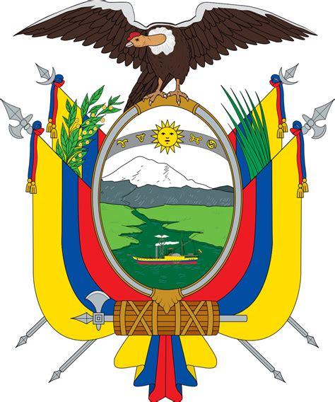 escudo ecuador la enciclopedia libre