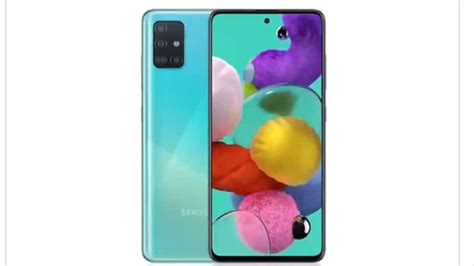 When the phone boots up, check if you can find google apps such as maps, youtube. Samsung Galaxy A51 smartphone getting June 2020 Android ...