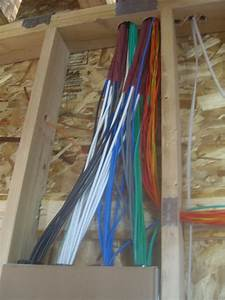 Wiring The New House For A Home Network