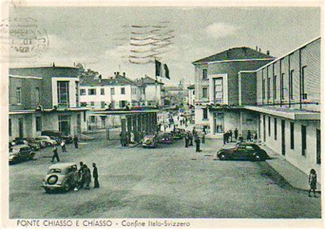 Ufficio Postale Ponte Chiasso by Guardia Di Finanza