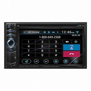 Power Acoustik Pd Mp3  Dvd  Sd  Usb Stereo Media Player
