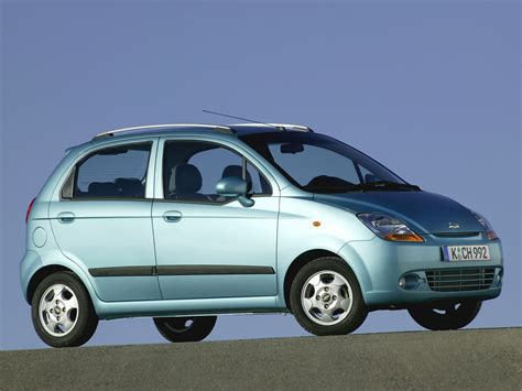 Chevrolet Spark Photo by Car In Pictures Car Photo Gallery 187 Chevrolet Spark 2005