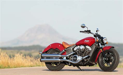 2015 Indian Scout First Ride Review