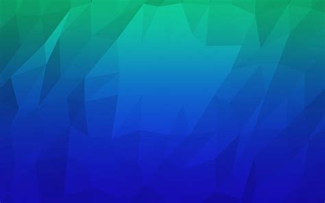 More Blue Less Green Color Abstract Surface Wallpaper