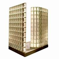 good looking acrylic glass block Shop Pittsburgh Corning Premiere Series Decora Biscuit Glass Block Wall Acrylic Floor Rectangle ...