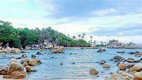 parai tenggiri beach bangka indonesia pantai parai