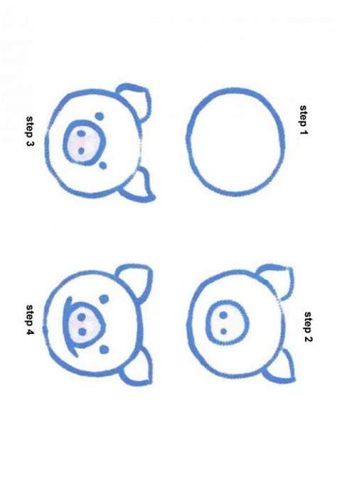 ideas  simple animal drawings  pinterest