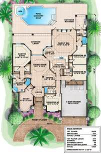 mediterranean house floor plans mediterranean house plan with bonus space 66236we 1st floor master suite bonus room cad
