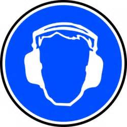 Ear Protection Clip Art