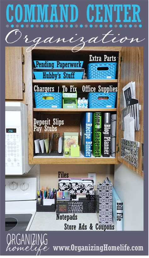 kitchen command center organization chaos with a diy family command center creative 6587