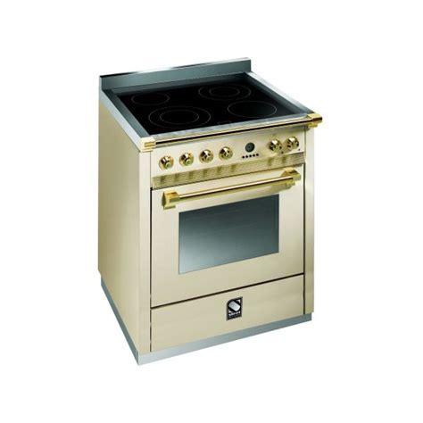 batterie de cuisine à induction cuisinière ascot 70x60 combi vapeur porte vitrée steel