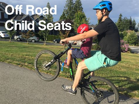 road child seats  bike dads
