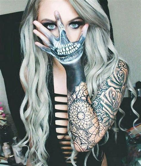 100+ Amazing Sleeve Tattoos For Women  Lucky Bella