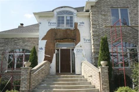 problems with homes exterior dryvit problem stone and dryvit home design ideas