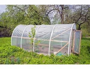 Bache Pour Serre De Jardin : bache serre de jardin 400g m pvc bache ~ Nature-et-papiers.com Idées de Décoration