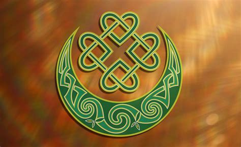 Celtic Knot Symbols Meaning Family