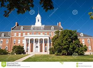 University Campus Building Royalty-Free Stock Photo ...