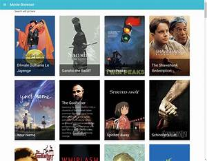 How To Build A Scalable Movie Browser App Using React And