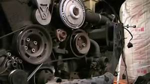 How To Properly Replace The Timing Belt On Audi A4