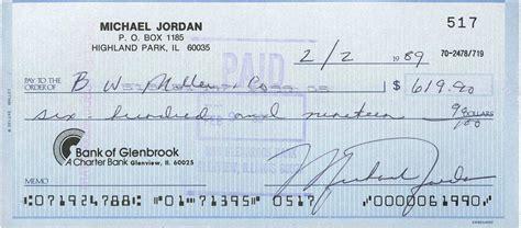 fine print  michael jordans autograph changed