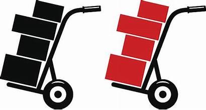 Sackkarre Truck Clipart Grafiken Vektoren Istock Cartoons