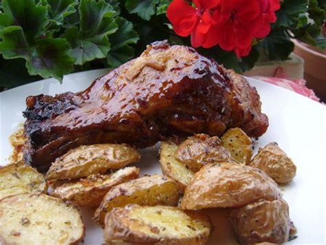cuisiner des pieds de porc travers de porc grillés ou rôtis tests de cuisson