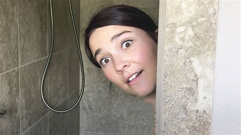 My In The Shower by April Fools Shower Prank On