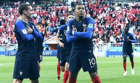 والأربعاء الماضي، قال ماكرون في تصريحات صحفية. موعد أوروجواي ضد فرنسا فى كأس العالم 2018 - اليوم السابع