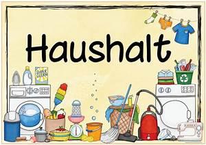 Wochenplan Haushalt Familie : ideenreise themenplakat haushalt ~ Markanthonyermac.com Haus und Dekorationen