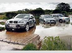 BMW X5 v Audi Q7 v Land Rover Discovery Auto Express