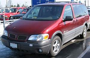 2004 Pontiac Montana N16 Passenger Van 4 Od