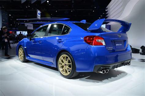Subaru Car : New 2015 Subaru Wrx Sti Sports Car, Pictures & Details