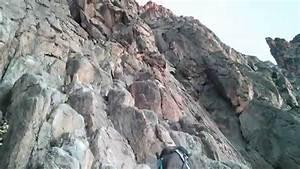 Climbing mount Kenya - YouTube