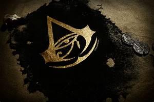 Assassin's Creed Origins Logo by PandaNotes on DeviantArt