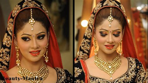 Wedding Makeup : Indian Wedding Makeup For A Beautiful Bride