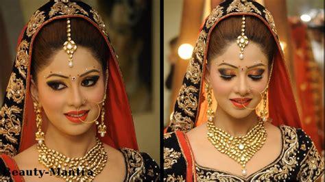 Indian Wedding : Indian Wedding Makeup For A Beautiful Bride