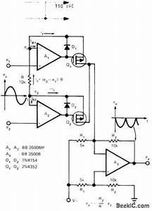 Index 69 - Power Supply Circuit - Circuit Diagram