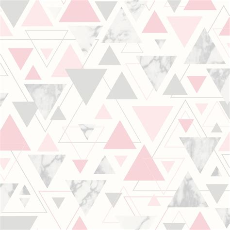 chantilly wallpaper pink grey diy bm