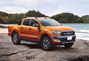 2018 Ford Ranger North America