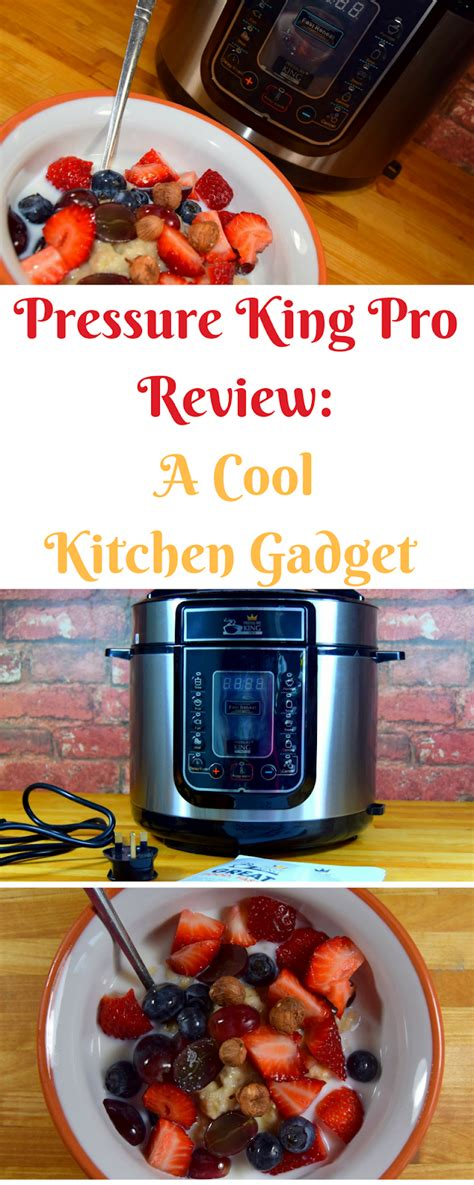 Pressure King Pro Review A Cool Kitchen Gadget
