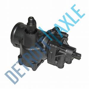 Complete Power Steering Gearbox For Avalanche Sierra