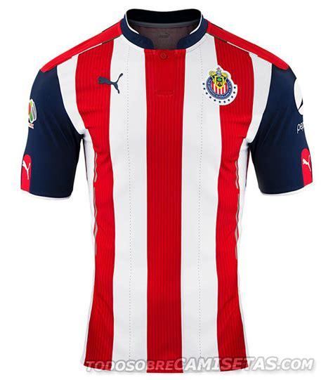 Camisetas de la Liga MX 2017-18 - Todo Sobre Camisetas