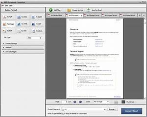 how to convert djvu to pdf With document file converter software