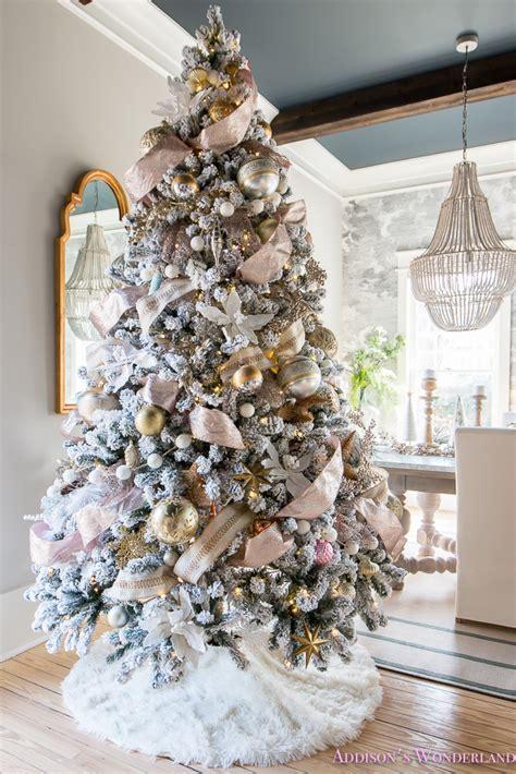 colorful christmas holiday living room home
