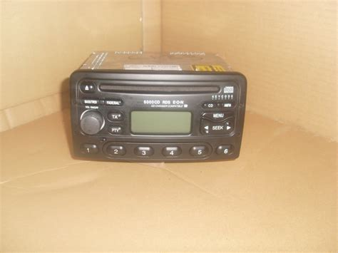 ford 6000 cd ford 6000 cd player radio black e0n cd chnager compatiable