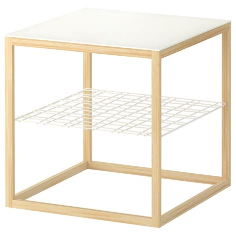 Ikea Tisch Bambus by Ikea Ps 2012 Side Table White Bamboo 29 99 Article