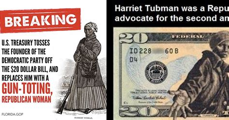 Harriet Tubman Memes - these controversial harriet tubman memes are spreading attn