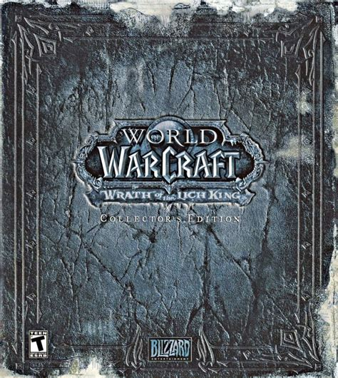 world  warcraft wrath   lich king collectors