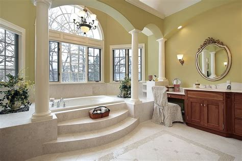 46 Luxury Custom Bathrooms (designs & Ideas
