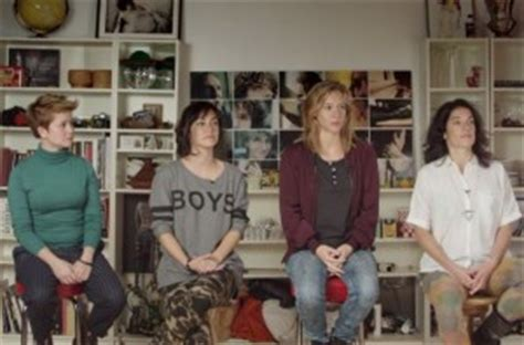 lesbienne cuisine la série lesbienne feminin feminin sera diffusée sur 4